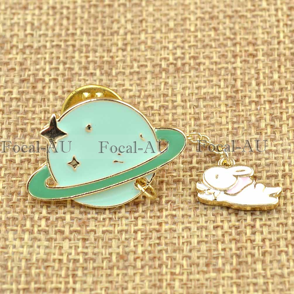 Cute Anime Style Brooch Collar Pin Badge Corsage New Arrived
