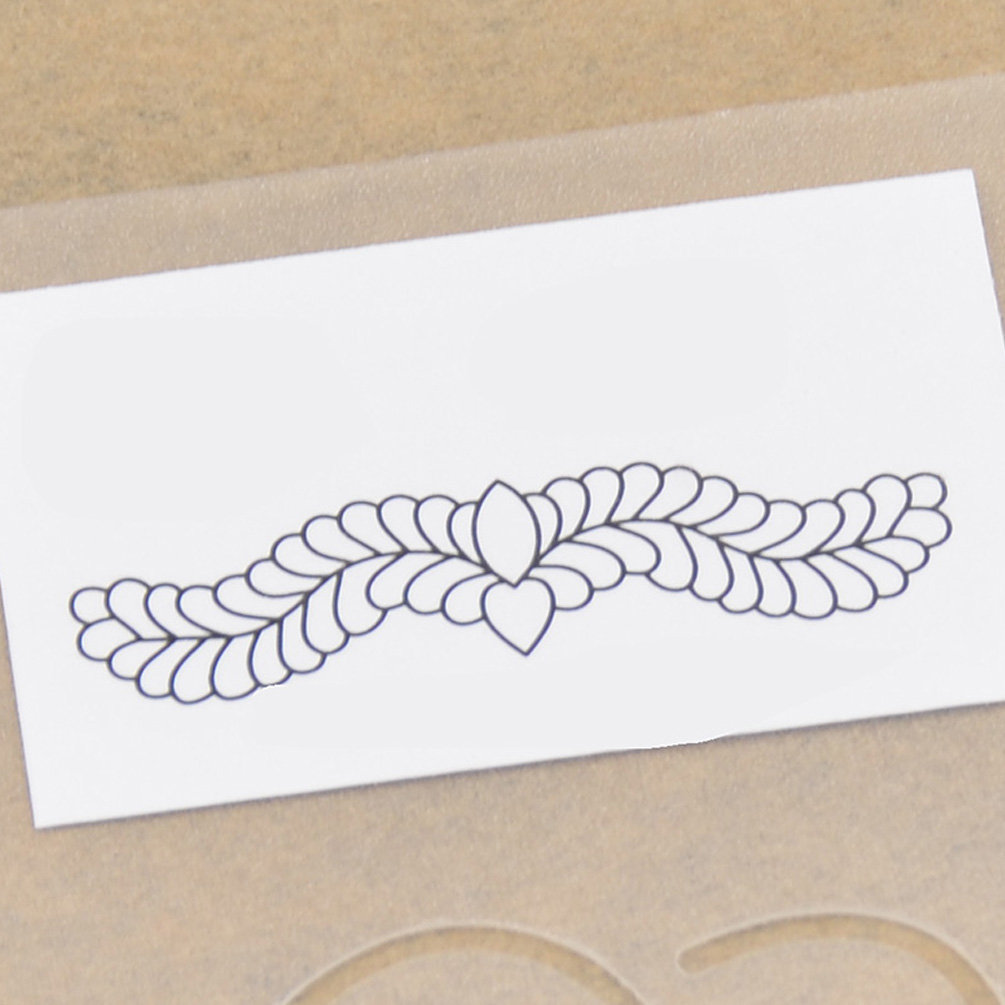 Free Heart Quilting Stencils : Plastic Spiral Heart Pattern Quilting Stencil Template for Craft Stitch Sewing eBay