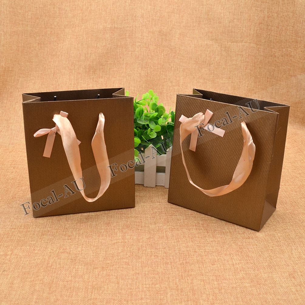 Small gift bags for wedding birthday party christmas cute