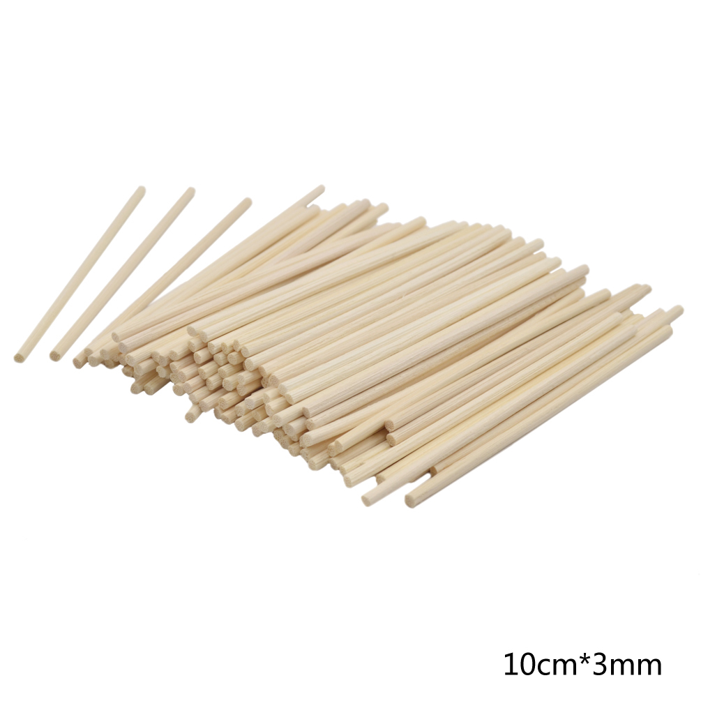 100 pcs premium rattan fragrance oil reed diffuser sticks for Wicker reed
