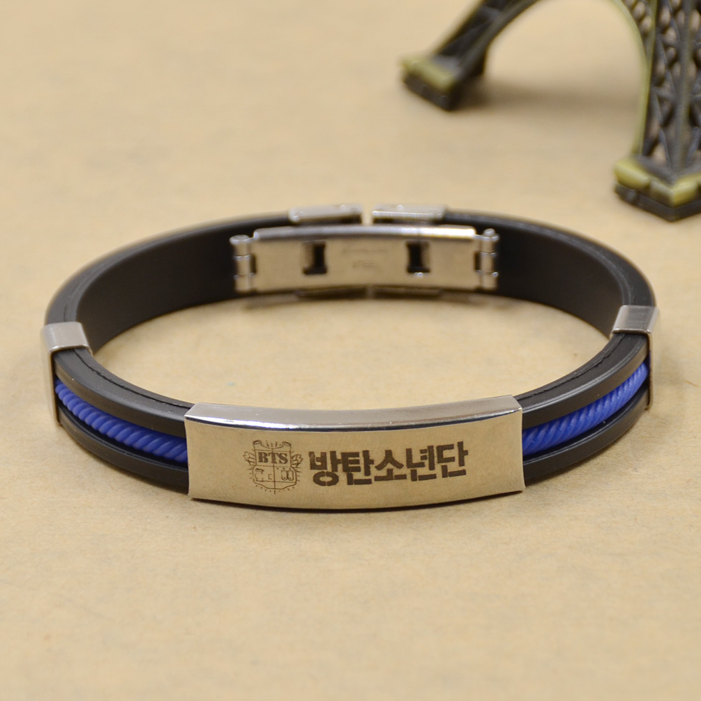 bangtan product the image bts kdom bracelet boys products