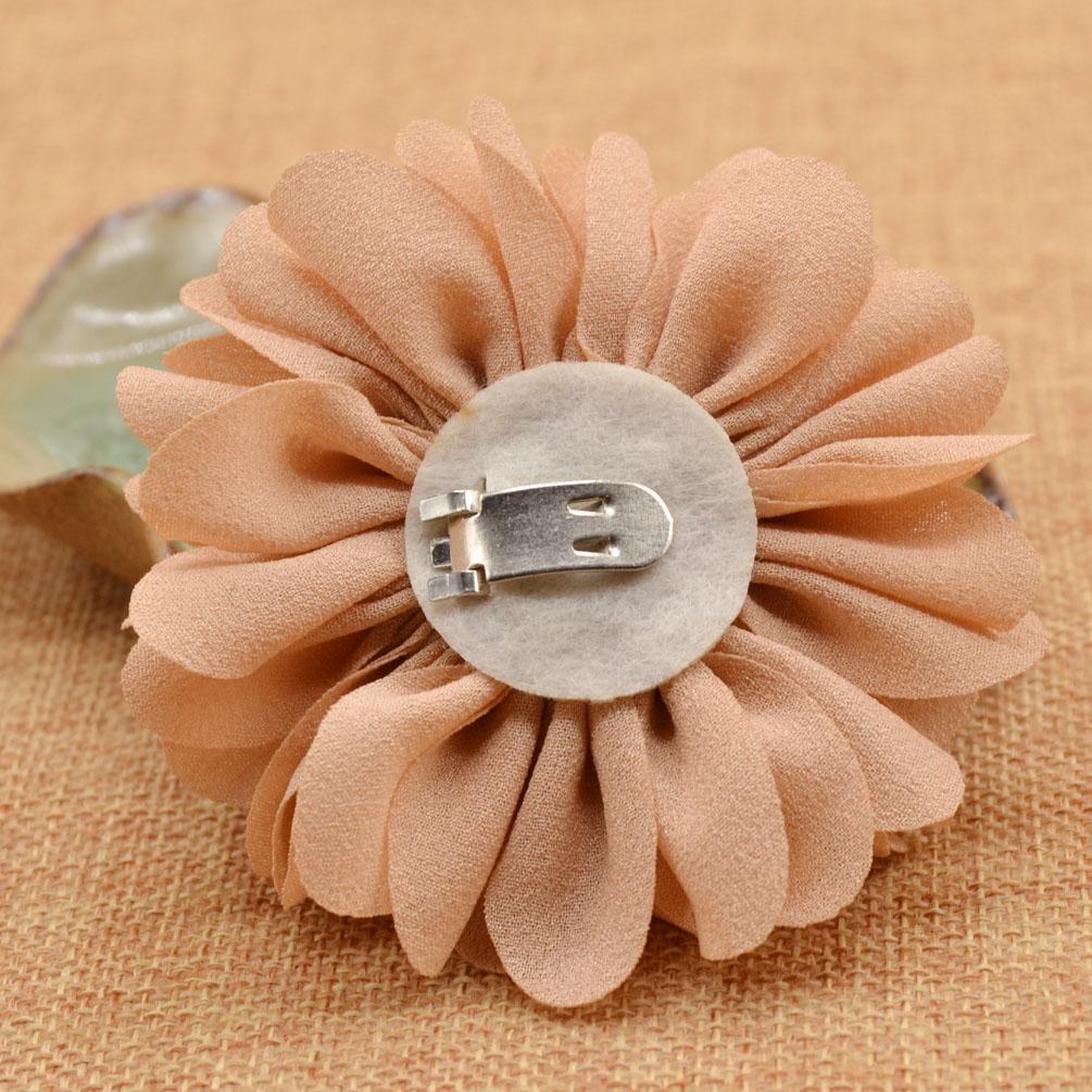 Shoe ornament clips - 1pc Elegant Flower Shoes Ornament Shoe Buckle Clip