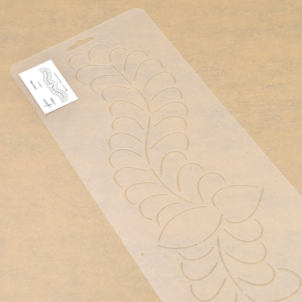 Quilting Stencil Template for Craft Stitch Sewing DIY Art Craft Tool Plastic Hot eBay