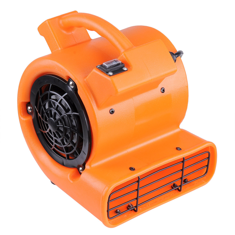 Large Fans Or Blowers : Air mover carpet dryer blower floor drying industrial fan