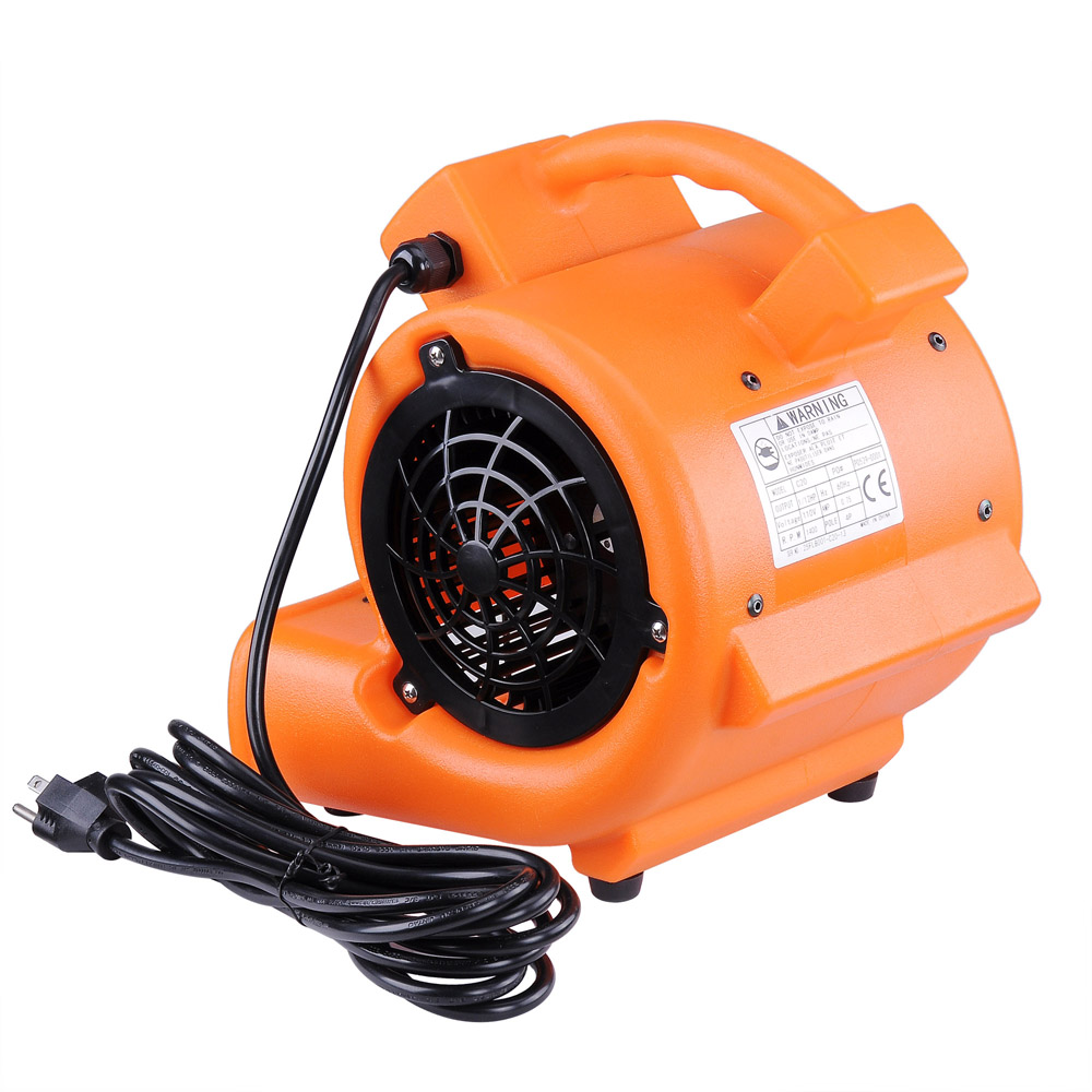 Floor Drying Fans : Commercial air mover blower portable carpet dryer floor