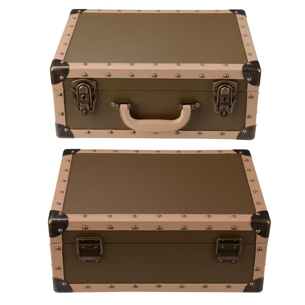 Pro bronze hair makeup train case salon stylist barber for A and m salon equipment