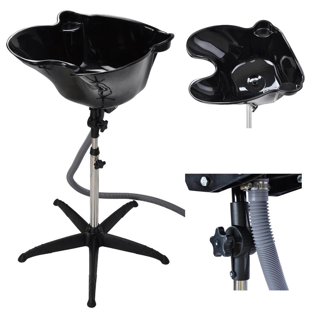 Pro portable shampoo basin height adjustable salon hair for Salon basins for sale