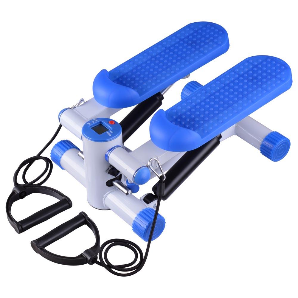 Fitness Equipment For Legs: Mini Stepper Aerobic Exercise Machine Leg Workout Fitness