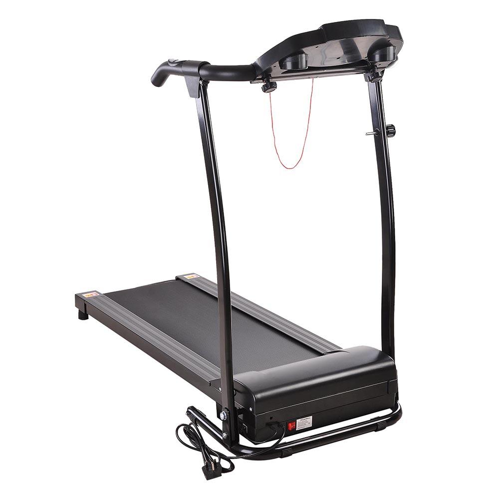 Folding Running Machine Electric Motorized Treadmill Fitness Gym Exercise 150kg Ebay
