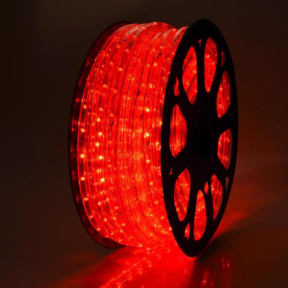 Led Outdoor Lights Uk: DELight™ LED Strip Rope Light Waterproof Garden Outdoor