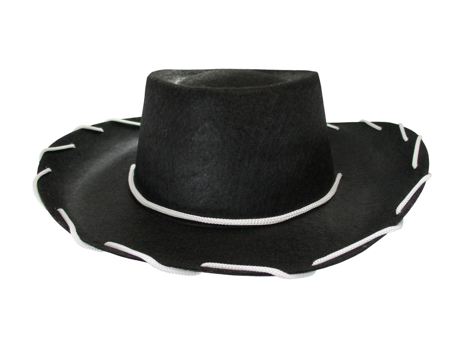 Child Cowboy Cowgirl Hat Jessie Woody Western Costume Accessory Vintage 1950/'S