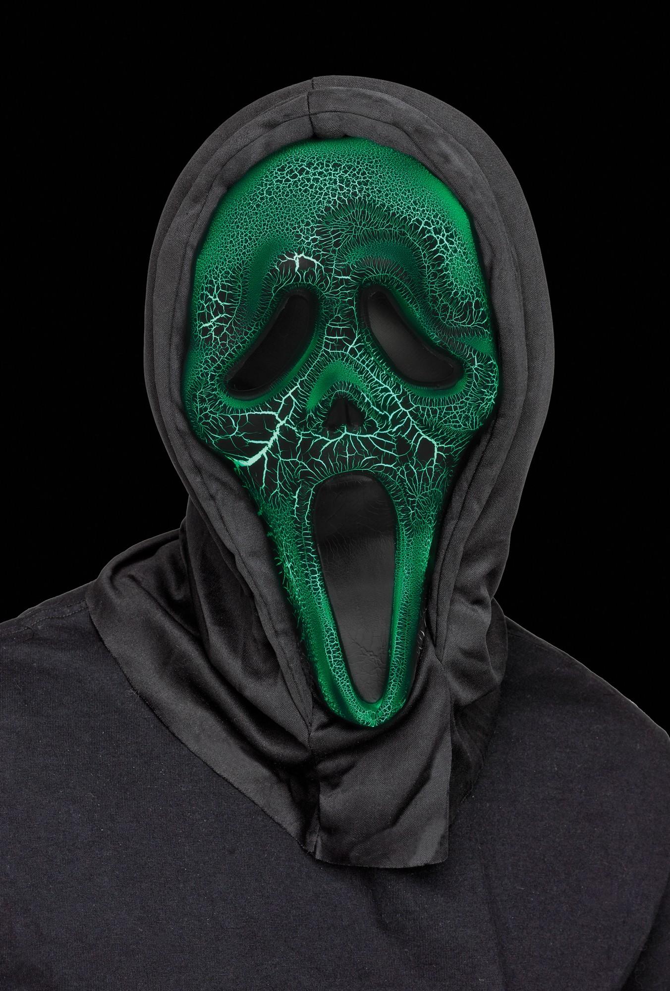 Smoldering Fx Charred Burnt Ghostface Ghost Face Scream Light Up ...