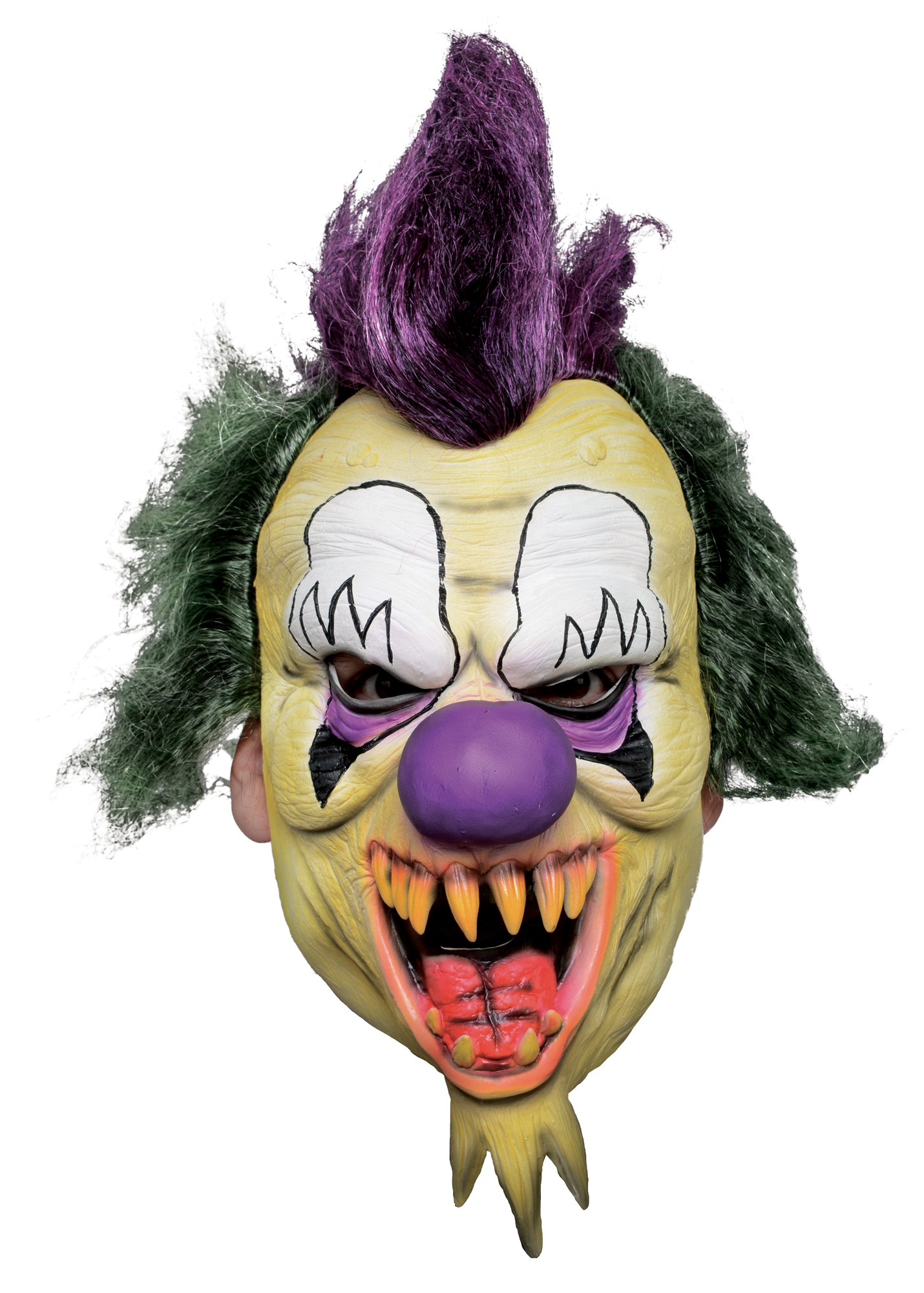 killer clown mask scary evil clown mask halloween costume