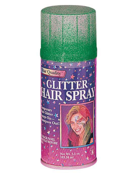 Temporary HairSpray Hair Spray Glitter Halloween Makeup Make Up Spray 3 oz NEW