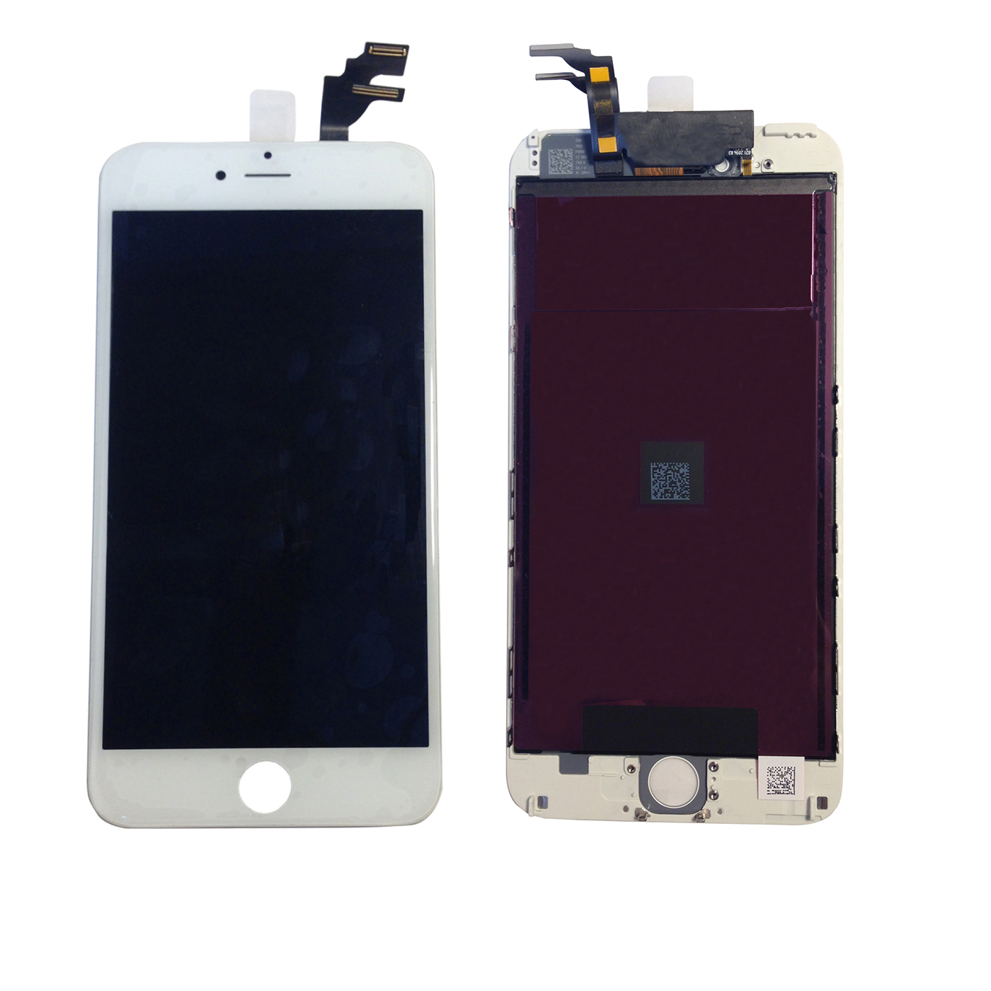 new lcd for apple iphone 6 plus display touch screen digitizer white w toolkit ebay. Black Bedroom Furniture Sets. Home Design Ideas