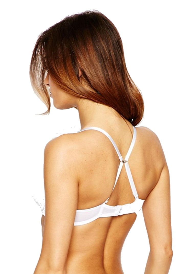 Hook Ultimo The One Jessie Push Up Bra Underwired Graduated Padding Racer J