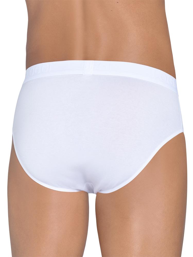 *2 Pack* Sloggi Evernew Mens Midi 95/% Cotton Briefs 10156828 Soft Boxer Pants