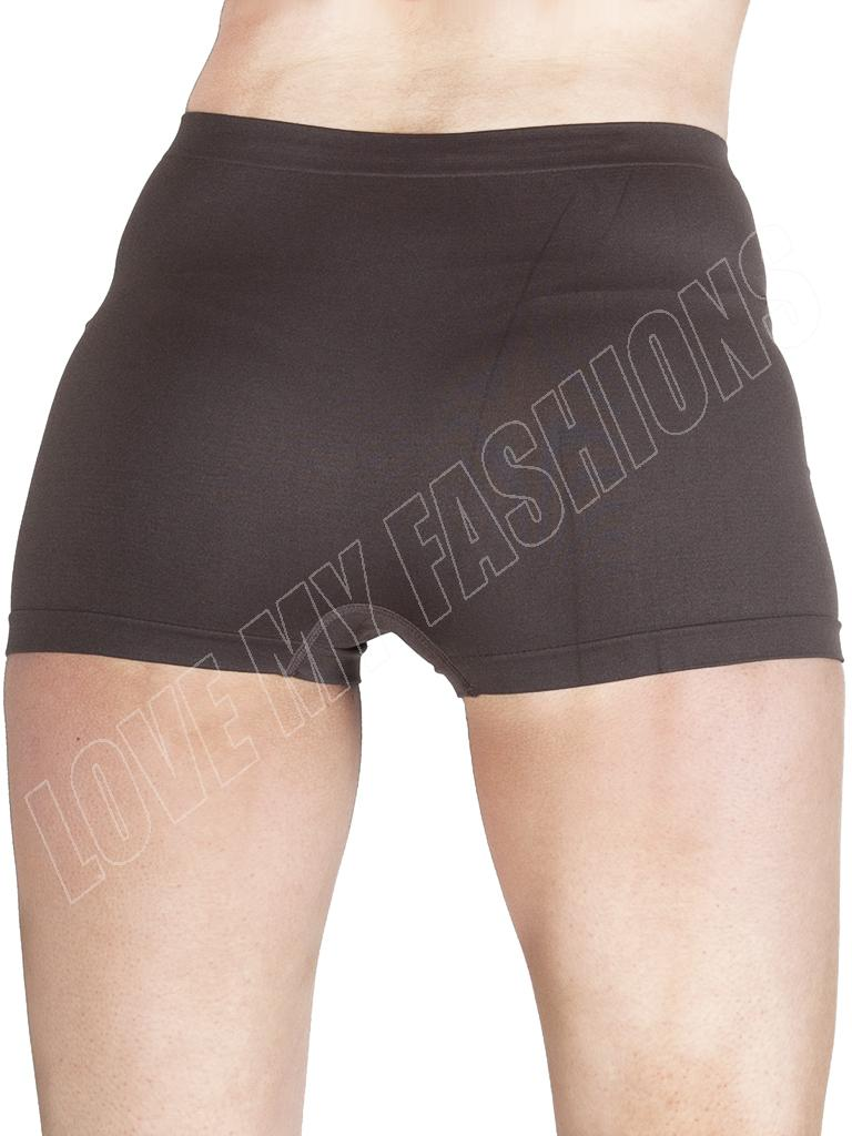 Womens-Boxer-Boy-Shorts-Hot-Pants-Underwear-Boxers-Size-8-10-12-14-16-18-20-22