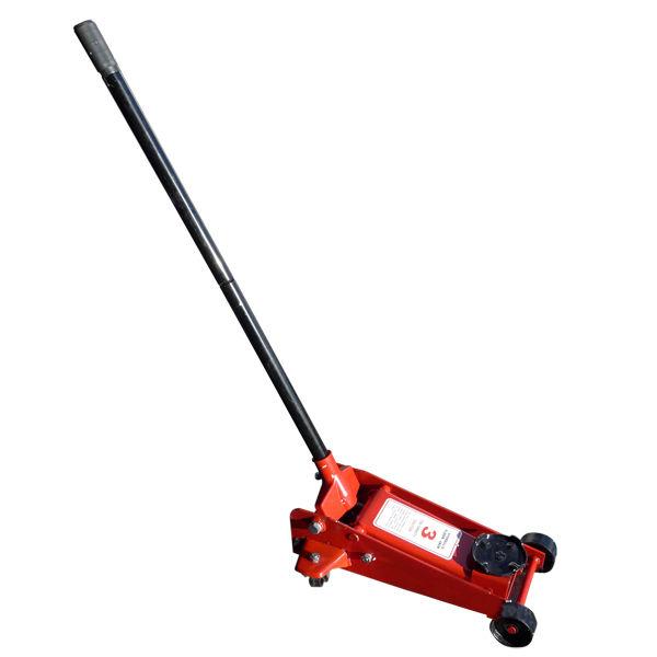 Heavy Duty Hydraulic Lifts : Ton floor jack heavy duty hoist garage car auto swivel