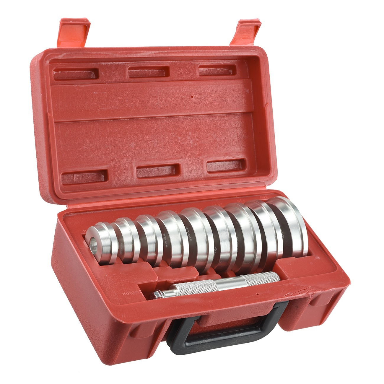 Bearing Race Puller Tool : Bearing race seal driver master set wheel axle bearings