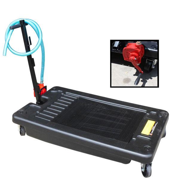 Fixed Sliding Jack Tray  4Post Lift Sliding Platform
