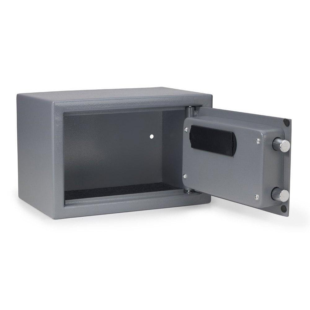 electronic safe 12 digital home security lock box keypad keyless amp. Black Bedroom Furniture Sets. Home Design Ideas