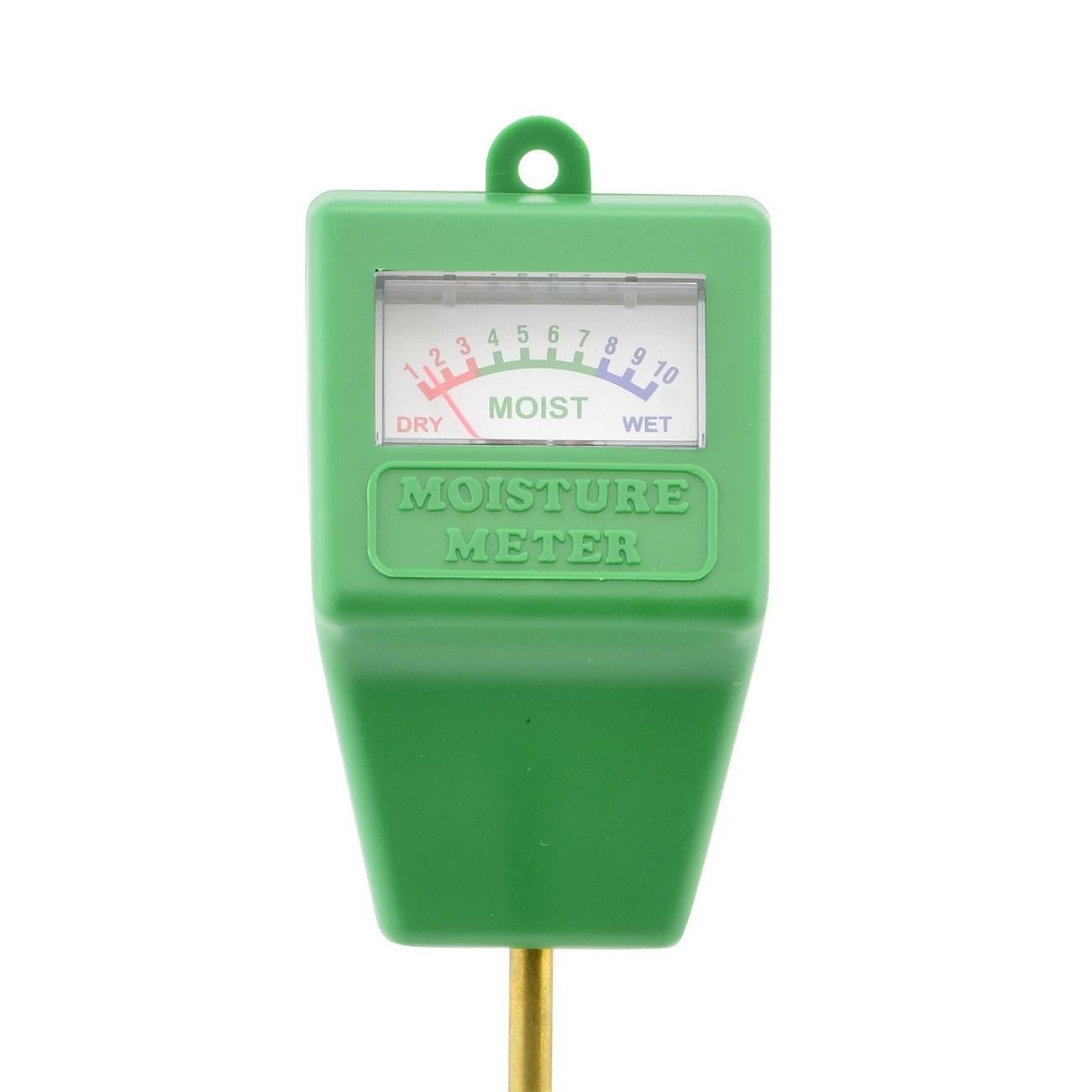 Soil moisture meter indoor outdoor plant monitor for Soil moisture meter