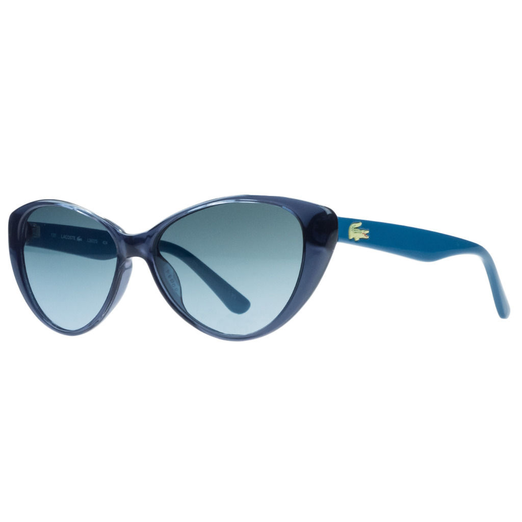 Lacoste L3602/S 424 Blue Cateye Sunglasses