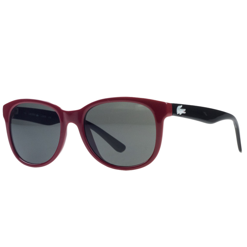 Lacoste L3603/S 615 Red Wayfarer Sunglasses