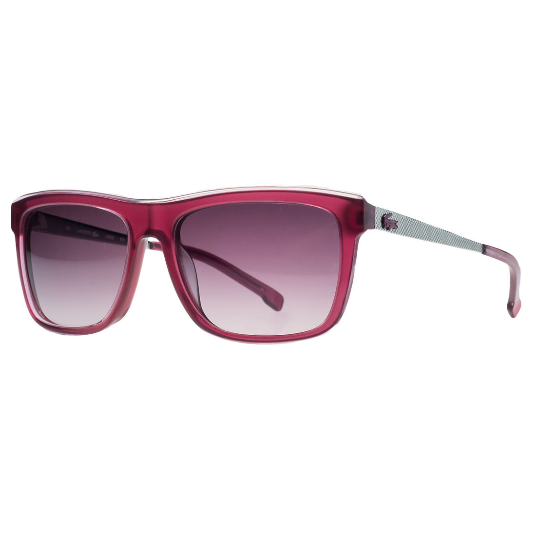 Lacoste L695/S 615 Red Wayfarer Sunglasses