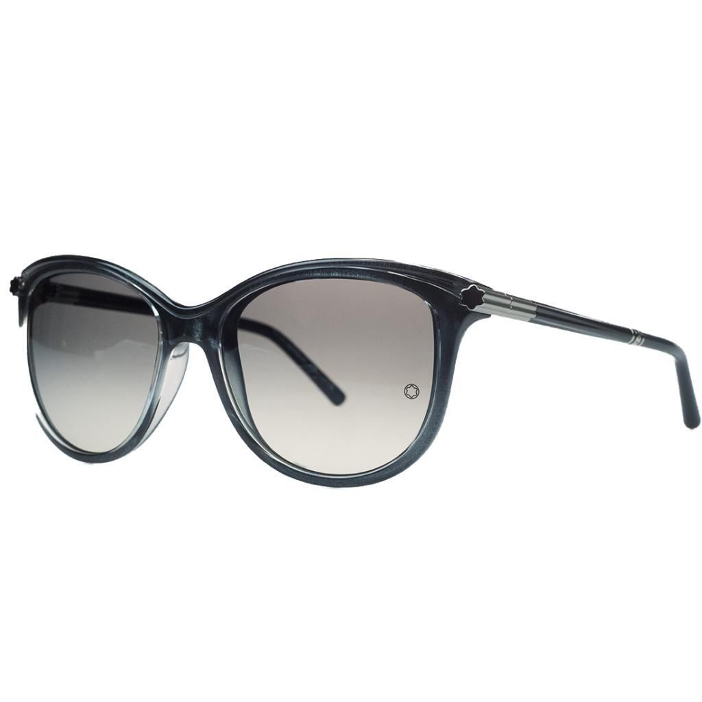 Montblanc MB471/S 20B Grey Cateye Sunglasses