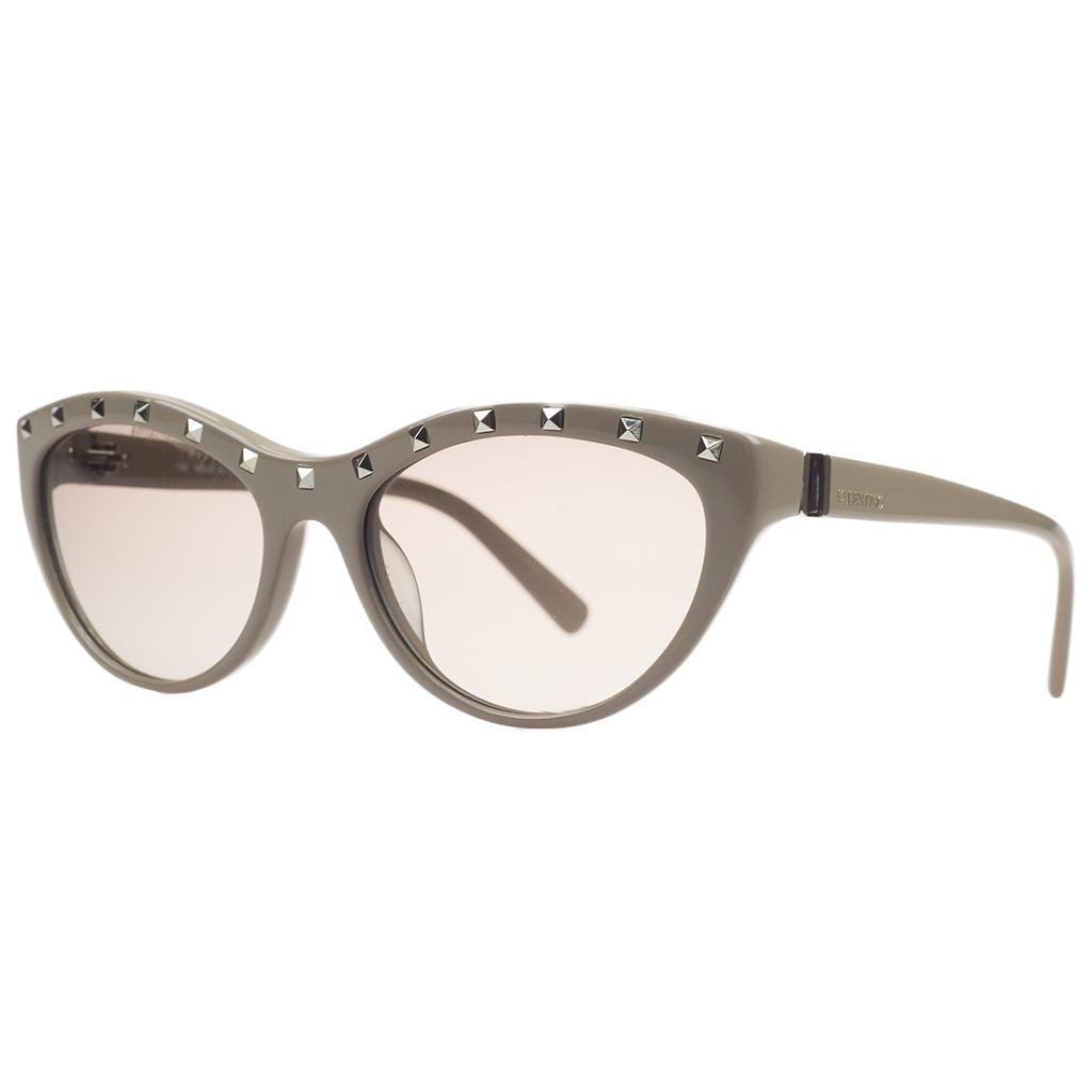 Valentino V 641/S 290 Nude Cateye Sunglasses