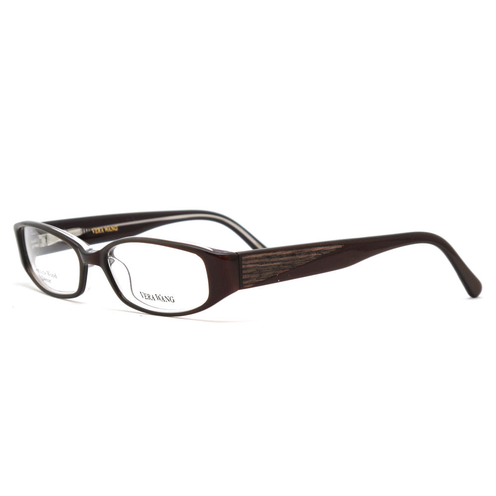 Vera Wang V 033 CS 51 Crimson Full Rim Womens Optical Frame