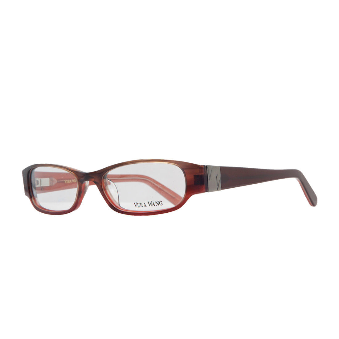 Vera Wang V 041 BU 50 Burgundy Full Rim Womens Optical Frame