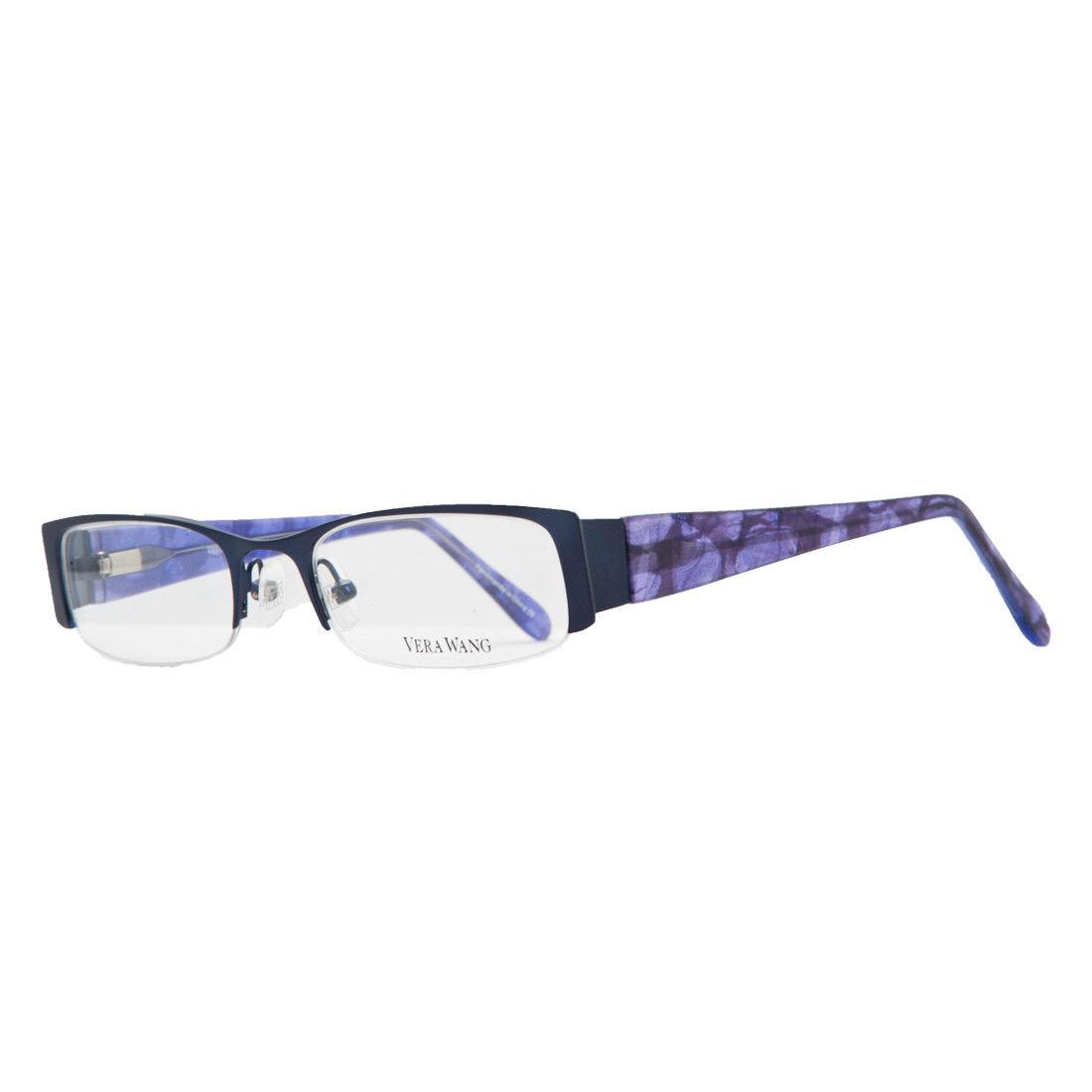 Vera Wang V 045 IR 48 Iris Full Rim Womens Optical Frame