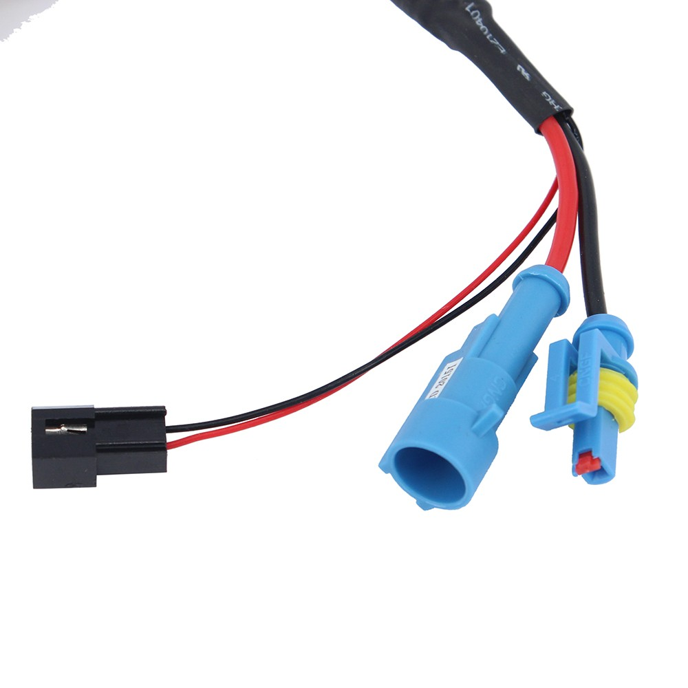 2x Mini Xenon HID Projector Lens H4 HID Conversion Kit Car ...