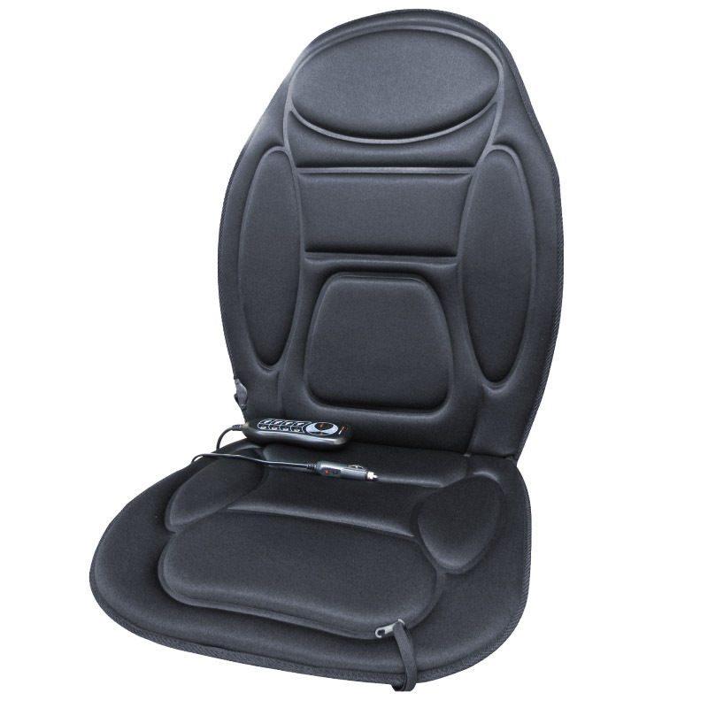 winter 12v car front seat hot heater heated pad heating cushion massage cover ebay. Black Bedroom Furniture Sets. Home Design Ideas