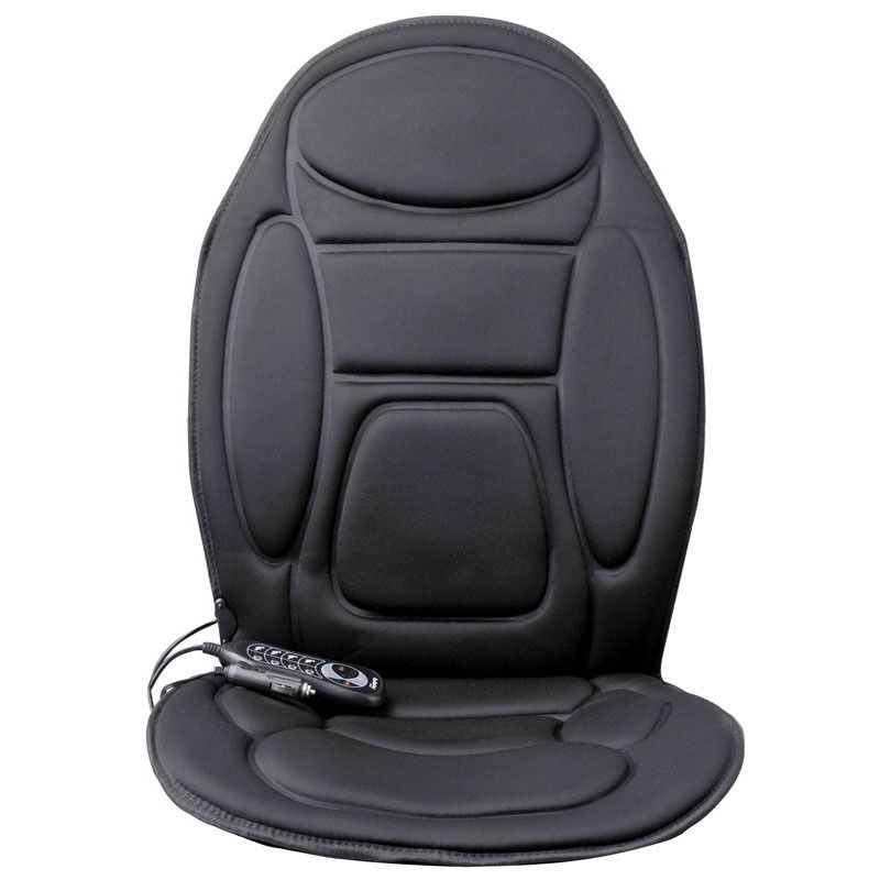 Winter 12V Car Front Seat Hot Heater Heated Pad Heating Cushion Massage Cover