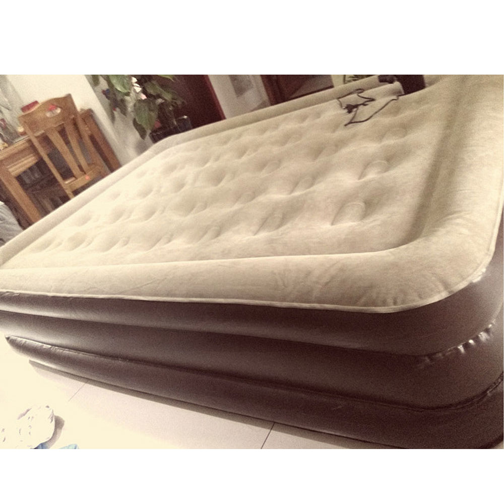 Outdoor Bedroom Lounger Airbed Inflatable Pull Out Sofa