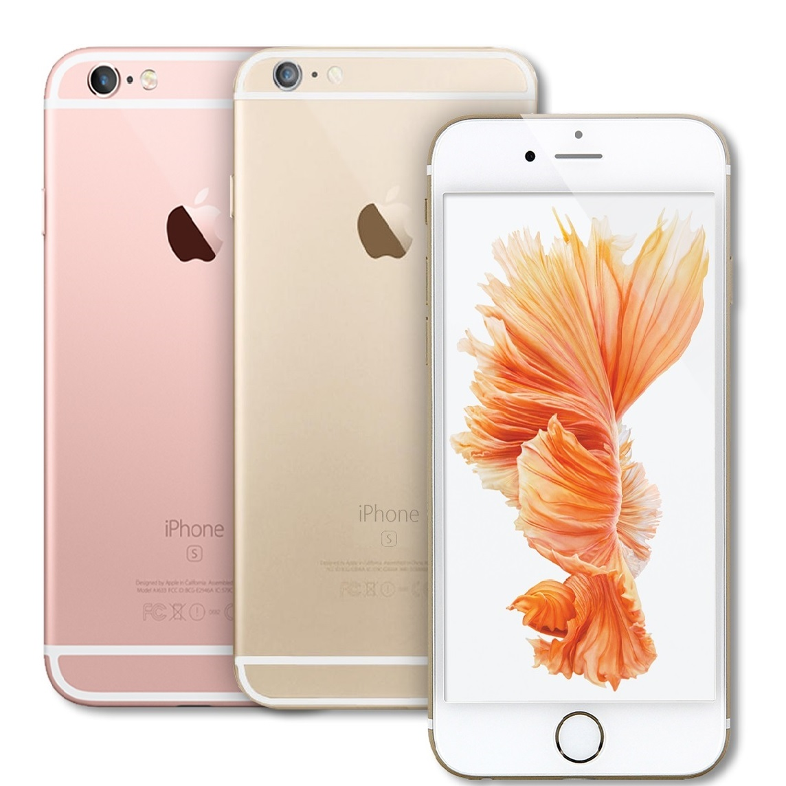 apple iphone 6s smartphone 16gb unlocked cell phone a1688. Black Bedroom Furniture Sets. Home Design Ideas