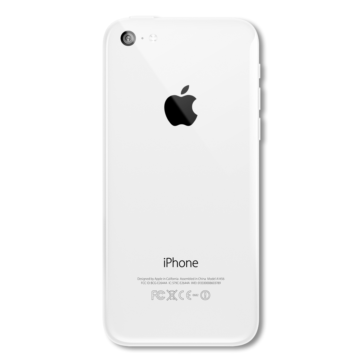apple iphone 5c 32gb gsm unlocked smartphone a1532 at t t. Black Bedroom Furniture Sets. Home Design Ideas