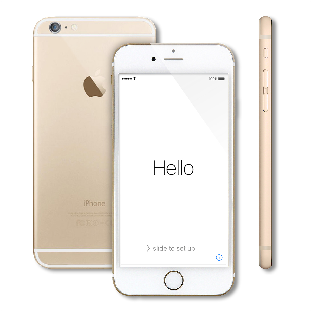 apple iphone 6 16gb smartphone gsm unlocked t mobile at t ebay. Black Bedroom Furniture Sets. Home Design Ideas