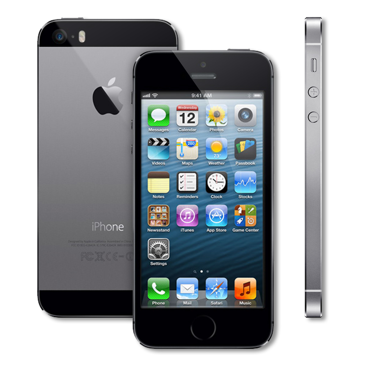 Apple iPhone 5s 16GB Certified Refurbished Factory Unlocked Smartphone A1453 | eBay
