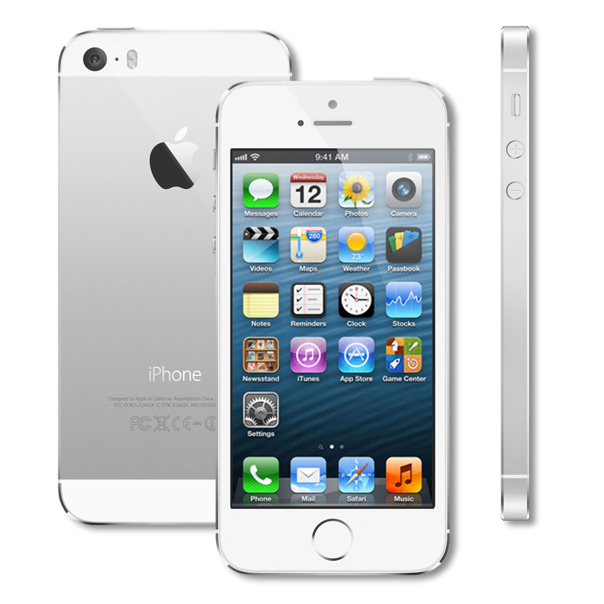 apple iphone 5s 16gb certified refurbished factory unlocked smartphone a1453 ebay. Black Bedroom Furniture Sets. Home Design Ideas