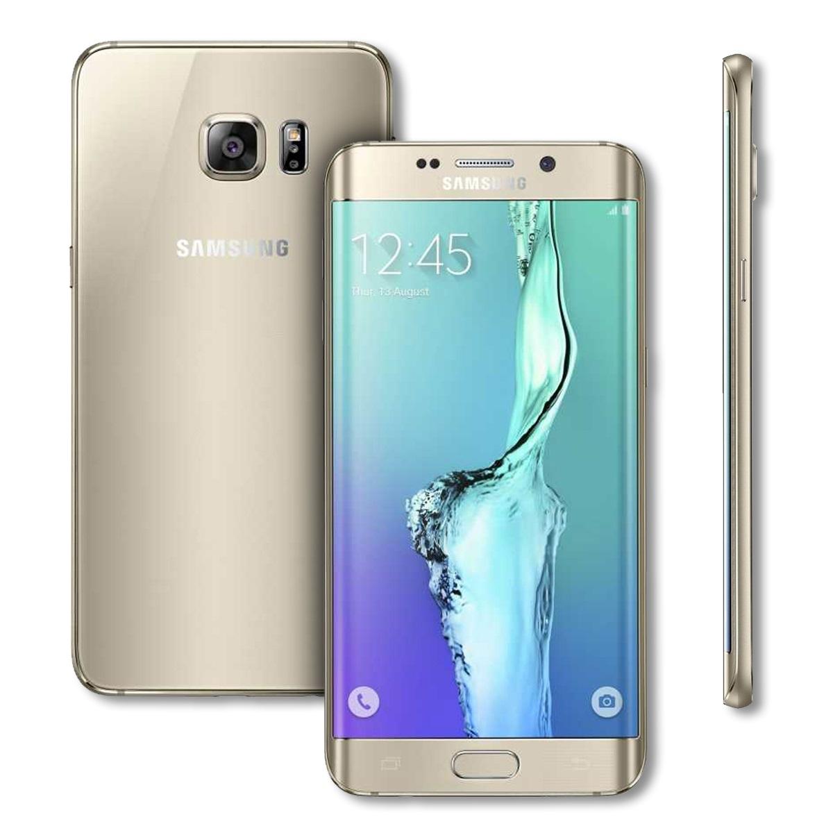 Samsung Galaxy S6 EDGE PLUS SM-G928V Smartphone Verizon 4G ...