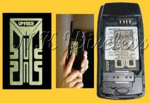 Антенна усилитель для сотового телефона