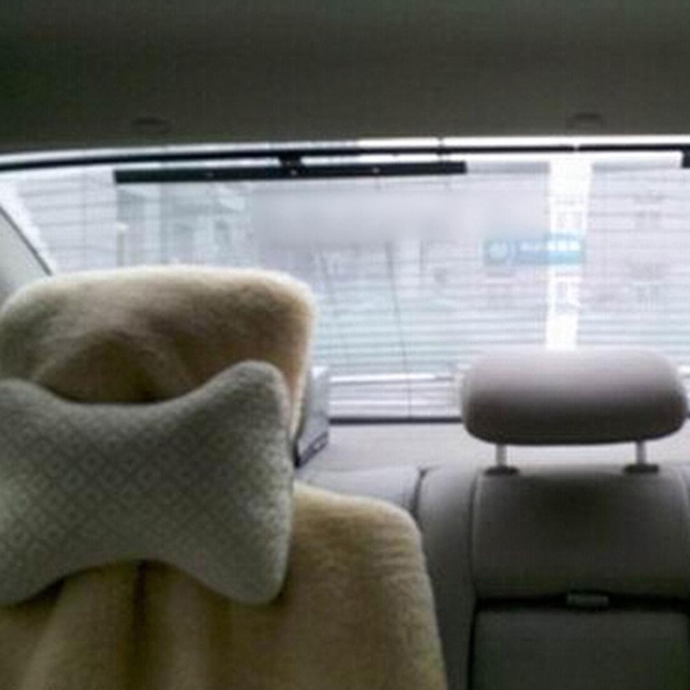 Auto Interior Sun Shades Car Curtain Side Window Roller Blind Gray Retractable Ebay