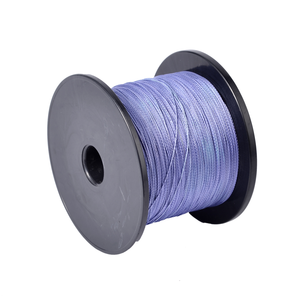 500m multifilament strong smooth braided sea fishing for Fishing line leader