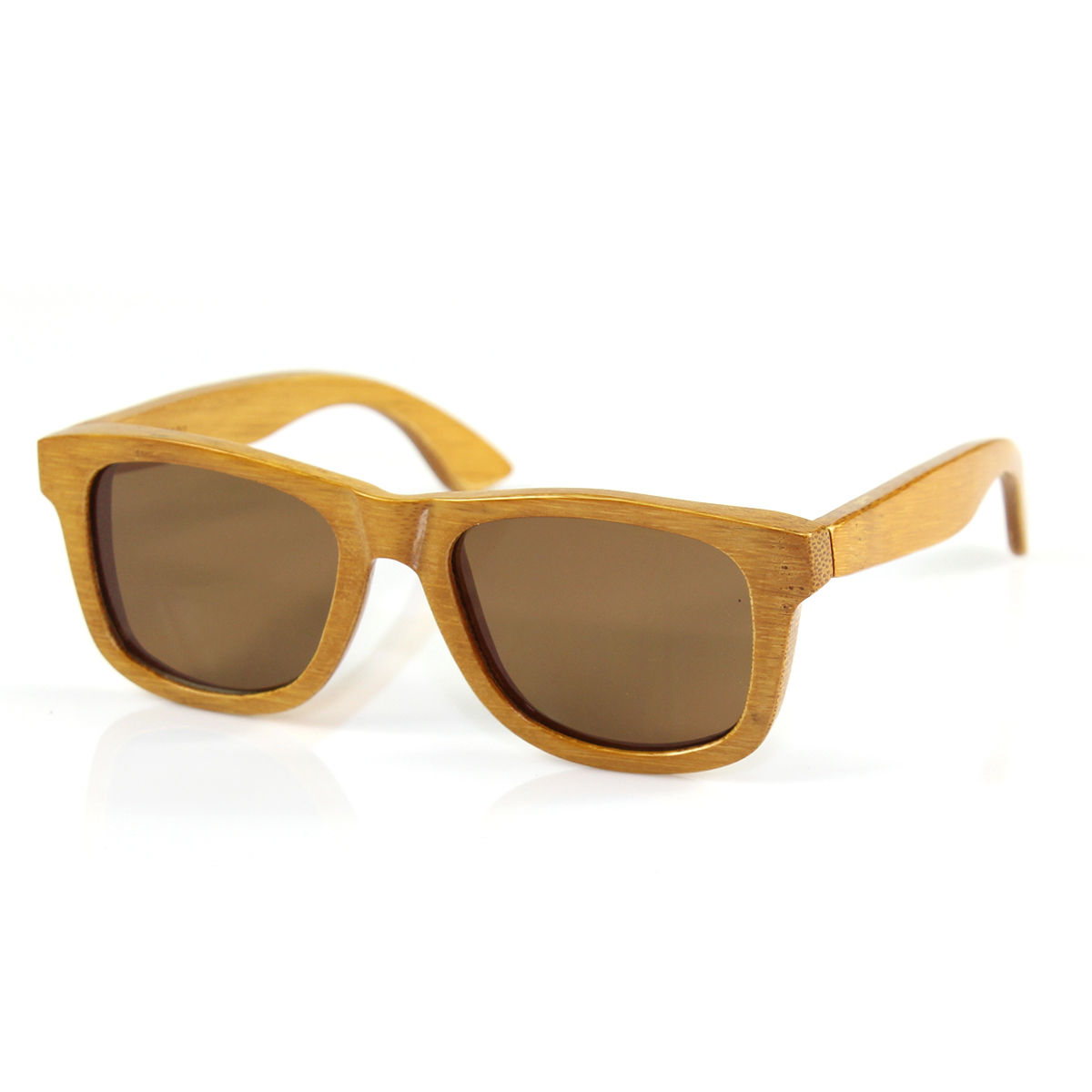 Bamboo Sunglasses Polarized Wooden frame Glasses Outdoor ...