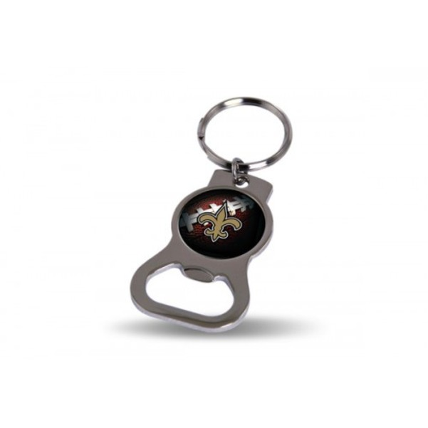 NEW Orleans Saints Key Chain And Bottle Opener